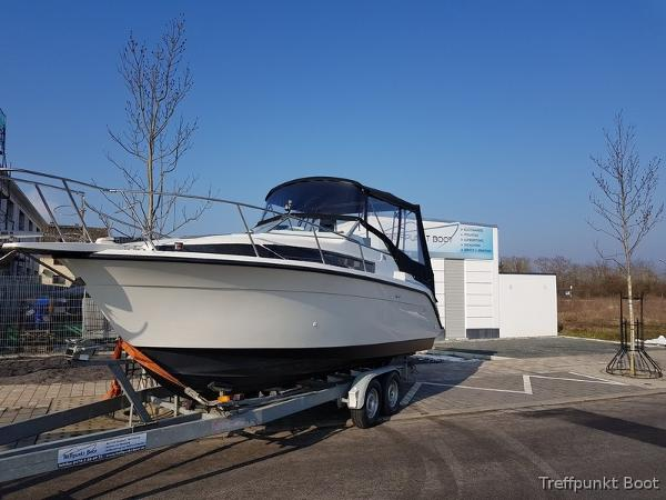 Carver Kajutboot