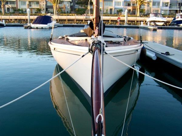 Custom Couta Boat 26