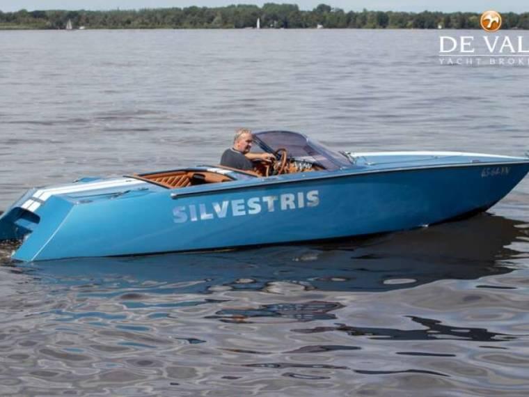 Silvestris Aquamotive Silvestris 23 Sports Cabriolet