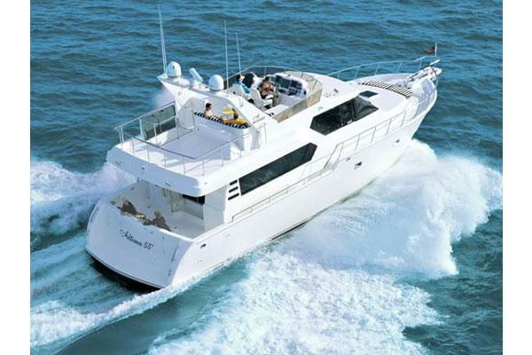 Hi-Star 55 Pilothouse