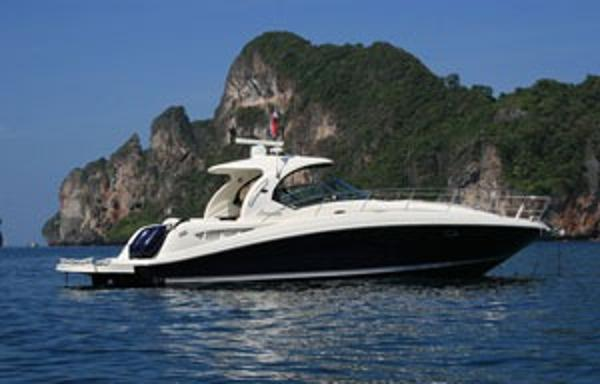 Sea Ray 40 Sundancer Sea Ray 40 Sundancer-Profile