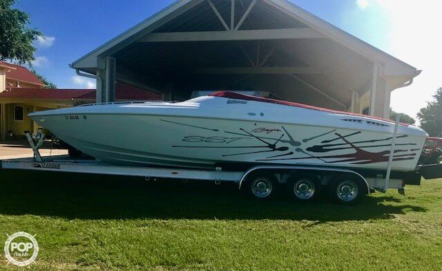 Baja 29 Outlaw 2001 Baja 29 Outlaw for sale in Sealy, TX