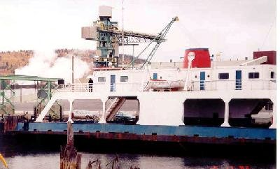 Custom Passenger/Vehicle Ferry