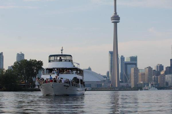 Commercial Toronto Charter Vessel