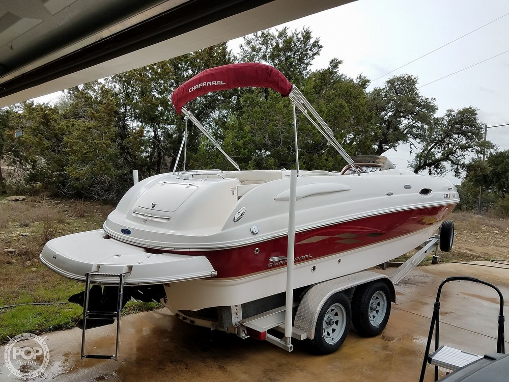 Chaparral Sunesta 232 2004 Chaparral Sunesta 232 for sale in Canyon Lake, TX