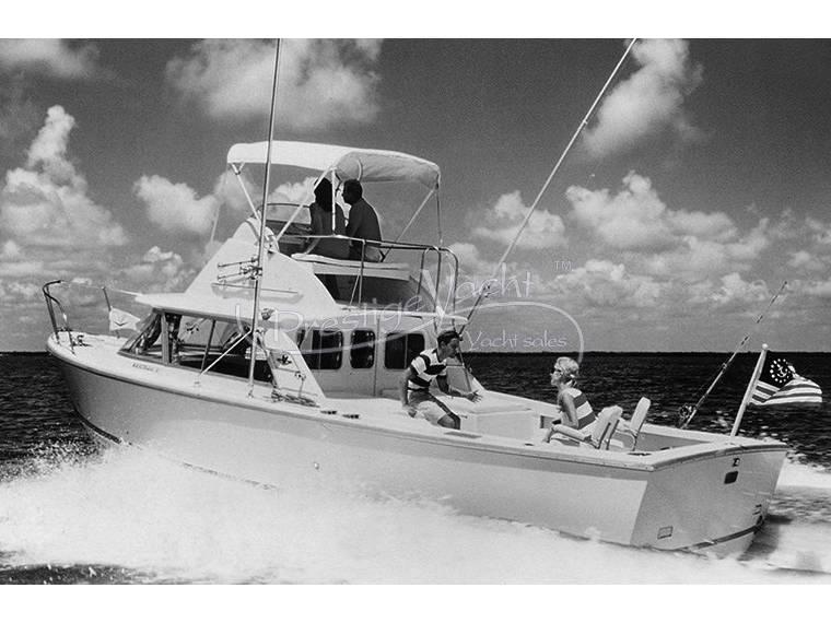 Bertram Yacht 31' Sf