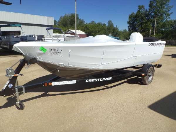 Crestliner Fish Hawk 1650