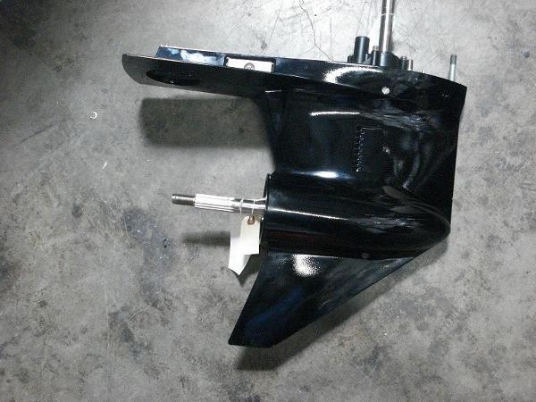 Mercury Inflatables 135/150 DFI or EFI Lower Unit