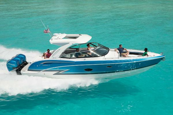 Formula 350 Crossover Bowrider Manufacturer Provided Image: Manufacturer Provided Image