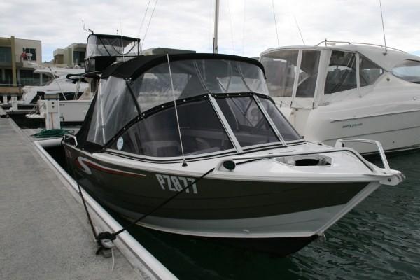 Custom Stacer 479 Seaway