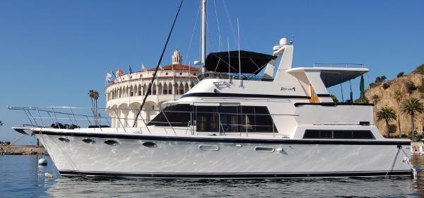 Lien Hwa 47 Motor Yacht