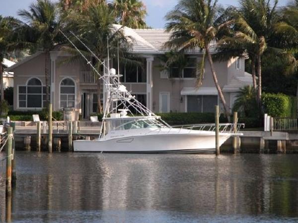 Cabo yachts 45 Express Sportfish Many Upgrades
