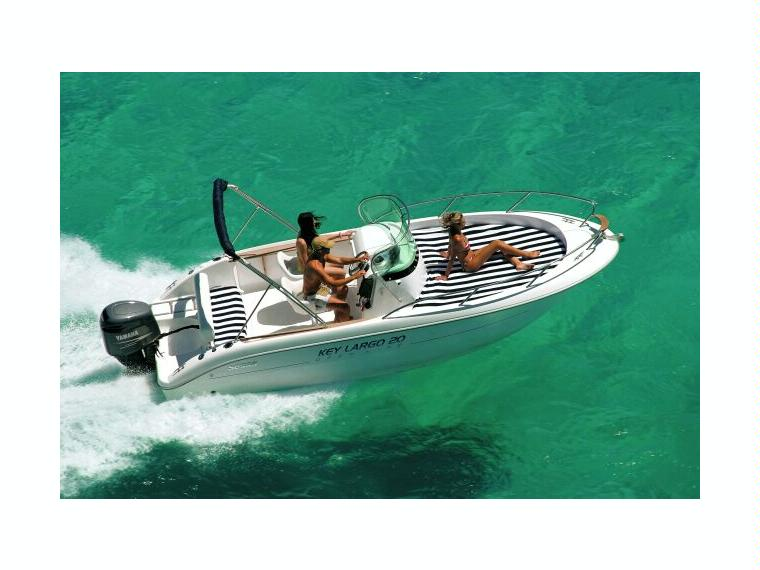 Sessa Sessa Marine Key Largo 20 Deck