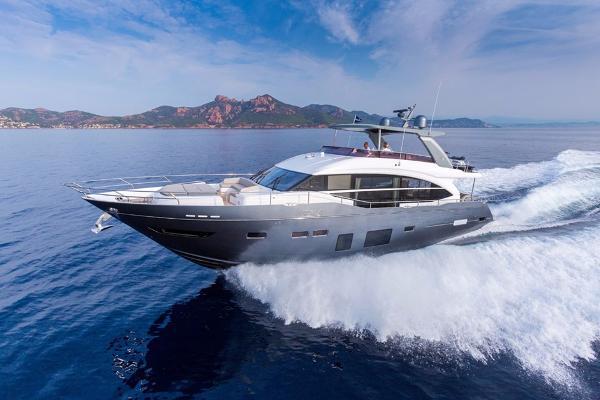 Princess 75 Motor Yacht Manufacturer Provided Image