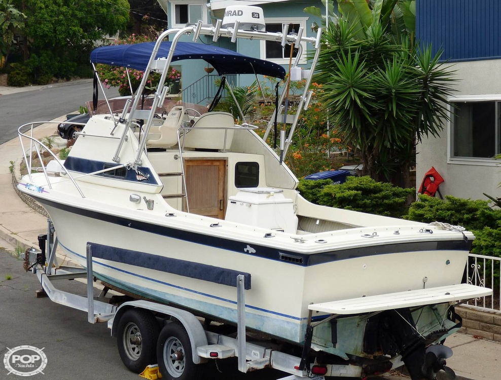 Skipjack 24 Flybridge Sportfisher 1989 Skipjack 24 Flybridge Sportfisher for sale in La Mesa, CA