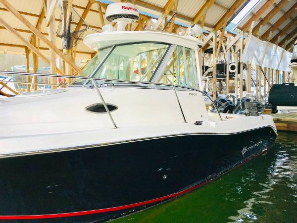 Striper 2601 Walkaround OB