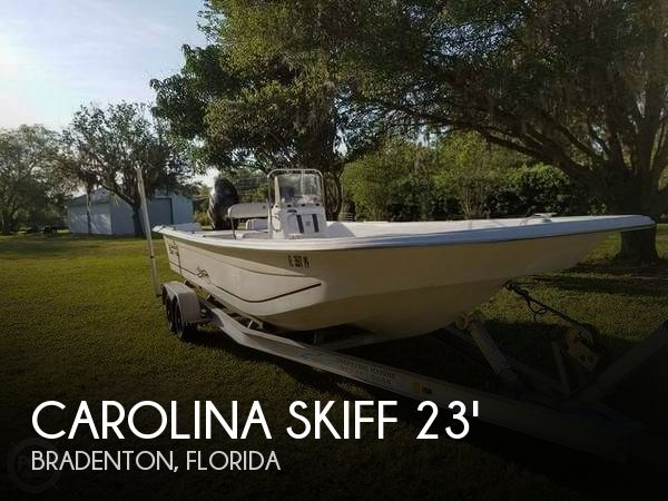 Carolina Skiff 238 DLV 2011 Carolina Skiff 238 DLV for sale in Bradenton, FL