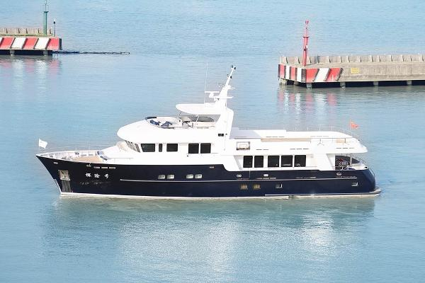 Island Gypsy Expedition Motor Yacht