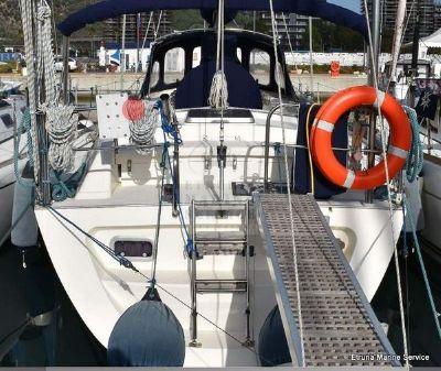 Marine Projects Moody 35 Moody 35