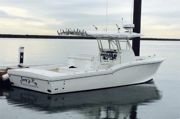Ocean Master 31 CC - Diesel Inboards