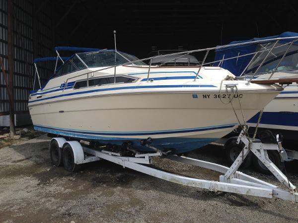Sea Ray V 260