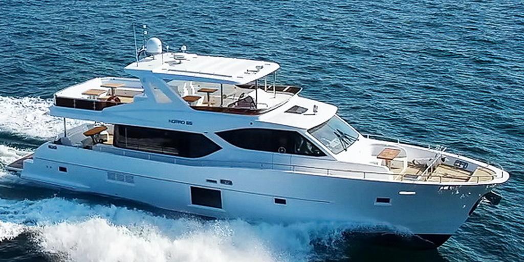 Gulf Craft Nomad 65 (New)