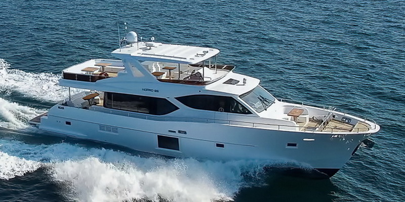 Gulf Craft Nomad 65 (New)