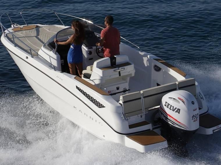 Karnic boats KARNIC SL 602 nuevo a matricular