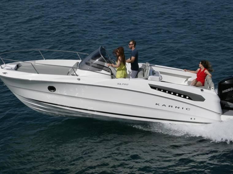Karnic boats KARNIC SL 702  nueva a matricular
