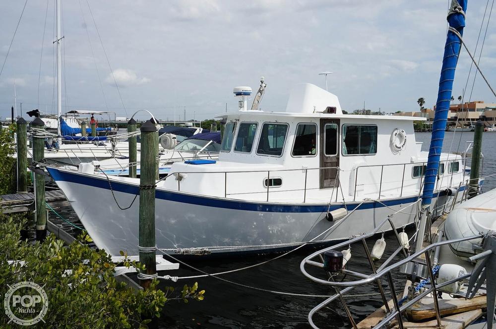 Thompson 44 Trawler 1977 Thompson 44 Trawler for sale in Tarpon Springs, FL