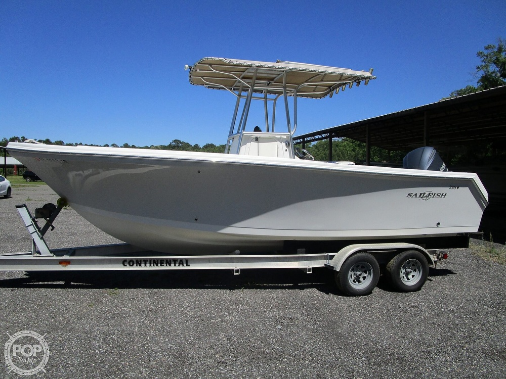 Sailfish 236 CC 2004 Sailfish 2360 for sale in Richmond Hill, GA