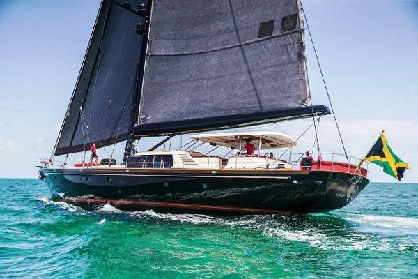 Trident Sailing Yacht Sloop