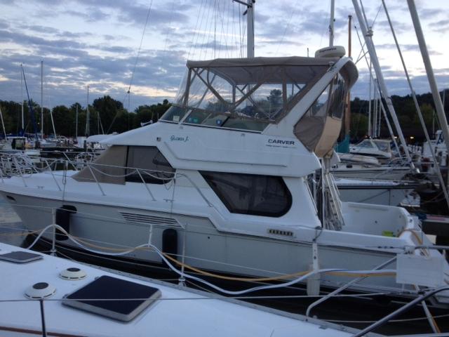 Carver Motor Yacht DIESEL 374 Voyager