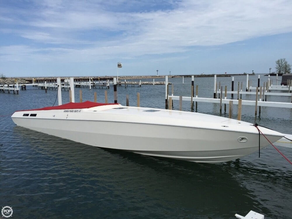 Pantera Fountain/Aronow 47 1995 Pantera 47 for sale in Lakeside Marblehead, OH