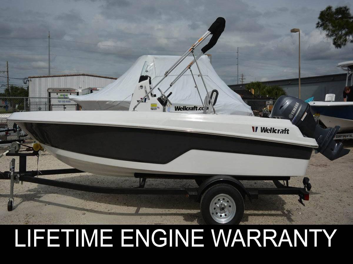 Wellcraft 162 Fisherman