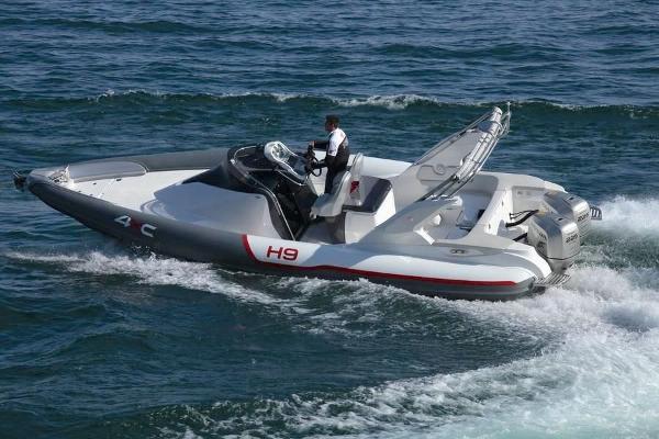 Honda 4xc H9 Honda 4XC H9