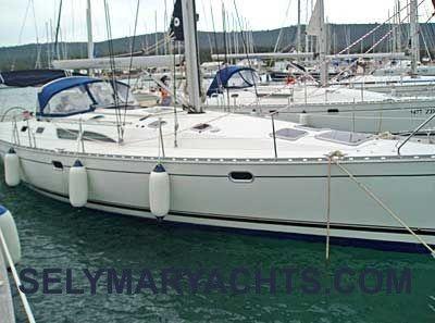 Jeanneau Sun Odyssey 45.2 Photo 1