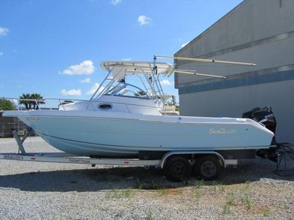Sea Quest 2550
