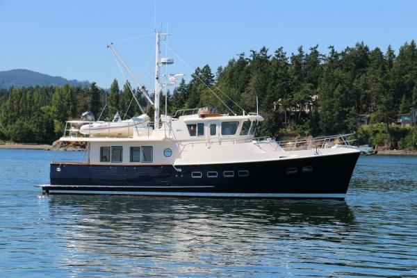 Selene 47 Pilothouse Stabilized Trawler
