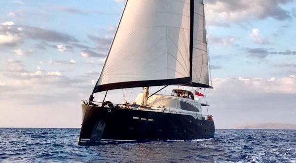 Custom Unity 75 - Steel Yacht Steel sailing yacht for sale in Greece