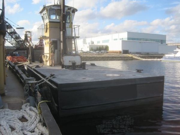 42' x 15' Twin Screw Push Tug /Rebuilt in 2008