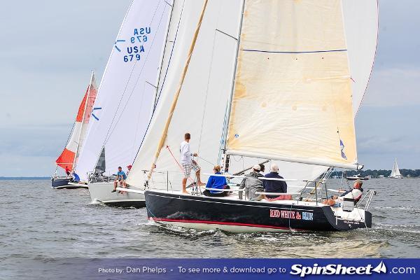 J Boat J 92S Thank You Spinsheet