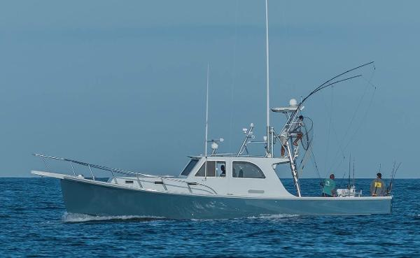 Wesmac 46 Sportfish Twin engine