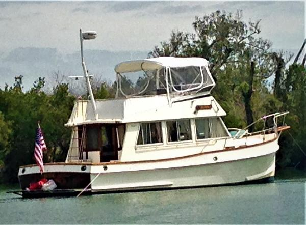 Grand Banks 36 Sedan