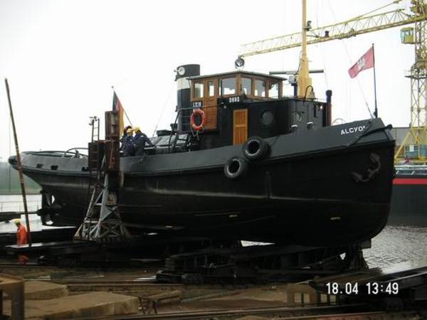 Tug Motorship
