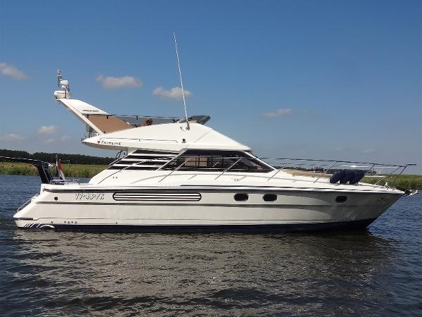 Fairline 37 Phantom