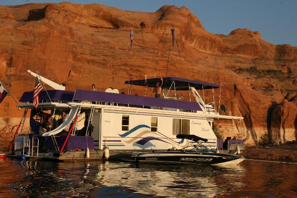 Stardust Cruisers Multi Owner Houseboat
