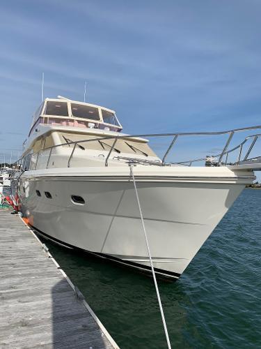 Hampton 63 Motoryacht