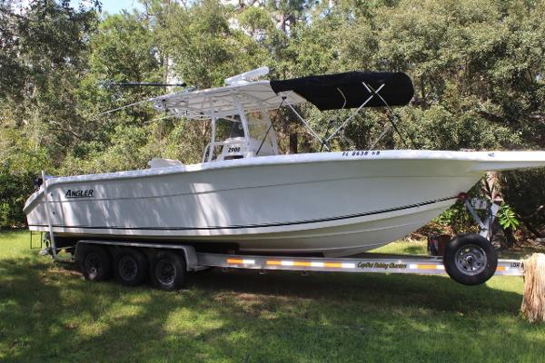Angler Boats 2900cc