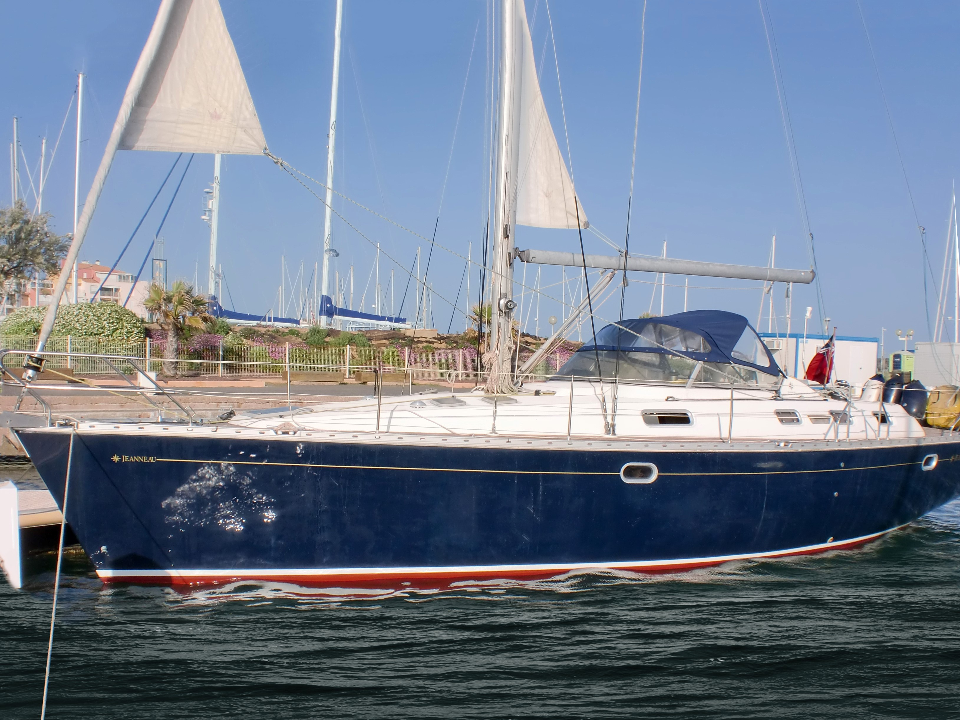 Jeanneau Sun Odyssey 42CC Jeanneau Sun ODYSSEY 42CC